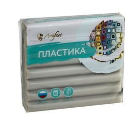 Полимерная глина запекаемая 56г классический Artifact Петербургский серый