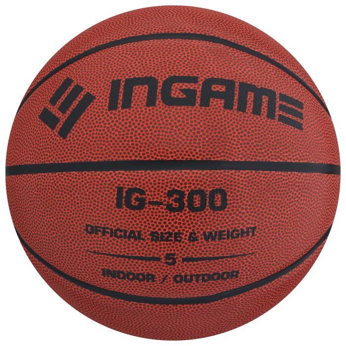 Мяч баскетбольный INGAME IG-300 5