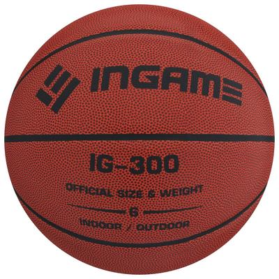Мяч баскетбольный INGAME IG-300 №6