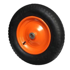 Колесо пневматическое 3.25-8, d колеса 365мм, d ступицы 20мм, L ступицы 78мм. Ош
