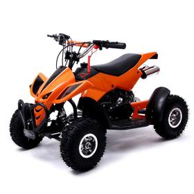 Квадроцикл бензиновый ATV R4.35 - 49cc, цвет оранжевый Ош
