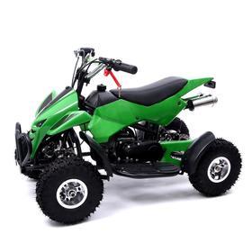 Квадроцикл бензиновый ATV R4.35 - 49cc, цвет зелёный Ош