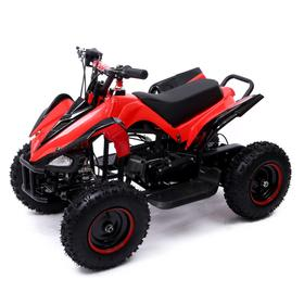 Квадроцикл бензиновый ATV R6.40 - 49cc, цвет красный Ош