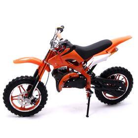 Питбайк бензиновый P.40 - 49cc, цвет оранжевый Ош