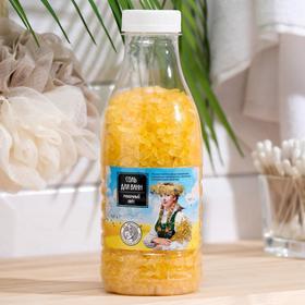 Соль для ванн Доктор Шустер молочный овёс, 600 г