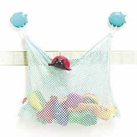 Сетка для хранения игрушек в ванной комнате, цвета МИКС