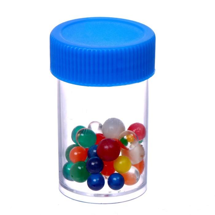 Детский набор для опытов «Растущие игрушки в баночке» МИКС