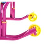 Санки «Тимка 3 Юниор Комфорт» с толкателем и колесами, цвет сиреневый - Фото 2