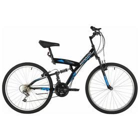 Велосипед 26' Mikado Explorer, цвет черный, размер 18' Ош