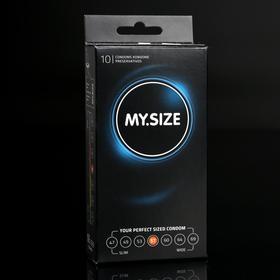 Презервативы MY.SIZE ширина 57mm, 10 шт