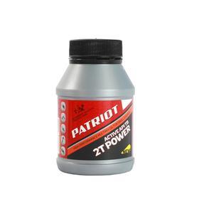 Масло минерал. PATRIOT POWER ACTIVE2T, 0.1 л, -20/+45 °С