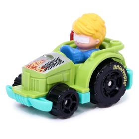 Маленькие машинки Fisher-Price