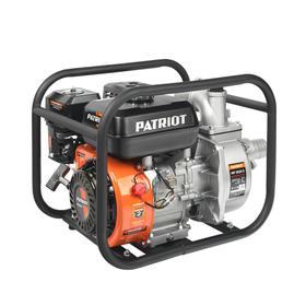 Мотопомпа PATRIOT MP2036S, 4Т, бенз., 4050 Вт, 5.5 л.с, 600 л/мин, вход 50 мм Ош