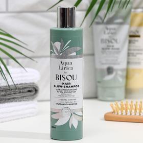 Шампунь-сияние для сухих и тусклых волос BISOU Aqua Lirica, ультраувлажнение, 250 мл
