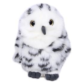 Мягкая игрушка «Полярная сова», 18 см