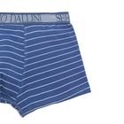 Трусы мужские боксеры, цвет синий, размер 48-50 (L) - Фото 2