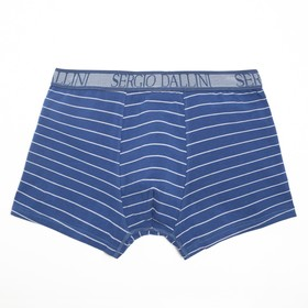 Трусы мужские боксеры, цвет синий, размер 46-48 (M)