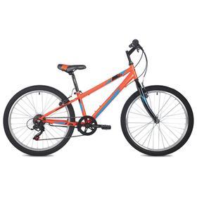 Велосипед 24' Foxx Mango, цвет оранжевый, размер 14' Ош