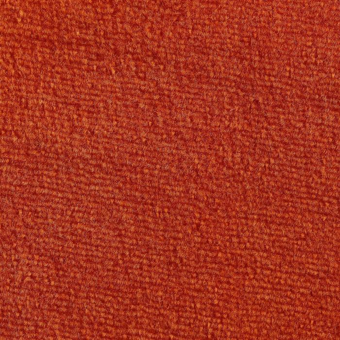 Велюр цвет рыже-коричневый, ширина 180 см