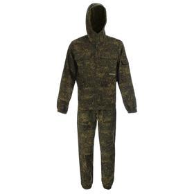 Костюм летний «Стрелок», цвет пиксель, ткань смесовая (сорочка), размер 44-46/170