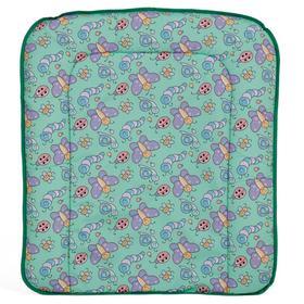 Матрас для пеленания «Фея», цвет зелёный