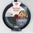 Сковорода Tefal Granit, d=28 см - Фото 6