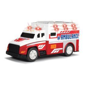 Машинка скорой помощи, 15 см, свет/звук