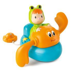 Игрушка для ванны, плавающая, звук