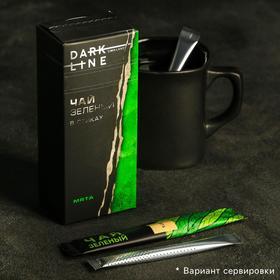 Чай чёрный в стиках MEN ONLY, с мятой, 2 г. х 15 шт.