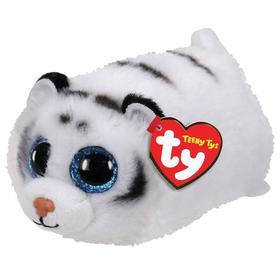 Мягкая игрушка «Тигр Тундра», цвет белый, 10 см