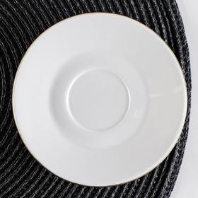 Блюдце кофейное «Мокко», d=11,5 см