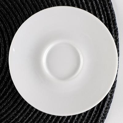 Блюдце кофейное «Паола», d=11,7 см - Фото 1