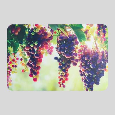 Салфетка кухонная, полипропилен, Виноград 410х270х0,4 мм - Фото 1