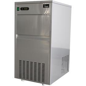Льдогенератор VIATTO VA-IM-25A, 240 Вт, кусковой лёд (пальчики), 25 кг/сутки, серебристый Ош