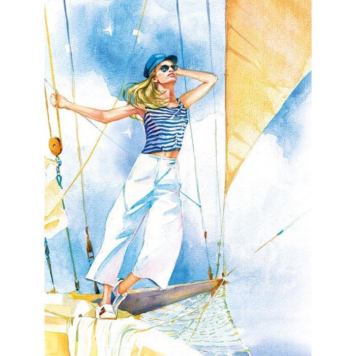 Постер Регата, 30 х 40 см