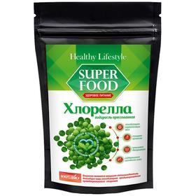 Хлорелла Healthy Lifestyle, водоросль пресованная, 150 г