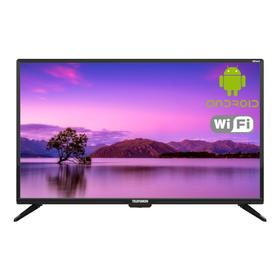 "Телевизор Telefunken TF-32S87T2S, 32"", 1366х768, DVB-T2, 3 HDMI, 2 USB, Smart TV, черный"