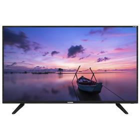 """Телевизор Telefunken TF-40S06T2, 40"""", 1920х1080, DVB-T2, 3 HDMI, 1 USB, черный"""