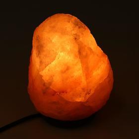 Солевая лампа Wonder Life 'Скала', 15 Вт, 1-2 кг, гималайская соль, от сети Ош