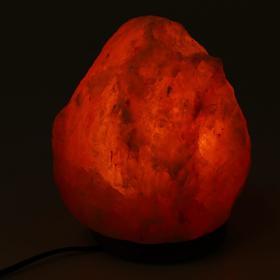 Солевая лампа Wonder Life 'Скала', 15 Вт, 3-4 кг, красная гималайская соль, от сети Ош