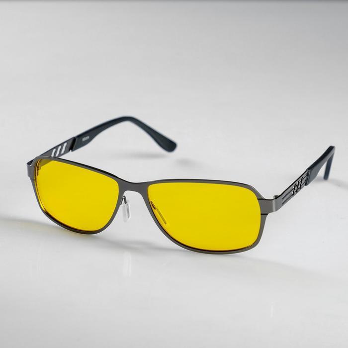 Водительские очки SPG «Непогода | Ночь» темно-серый luxury /