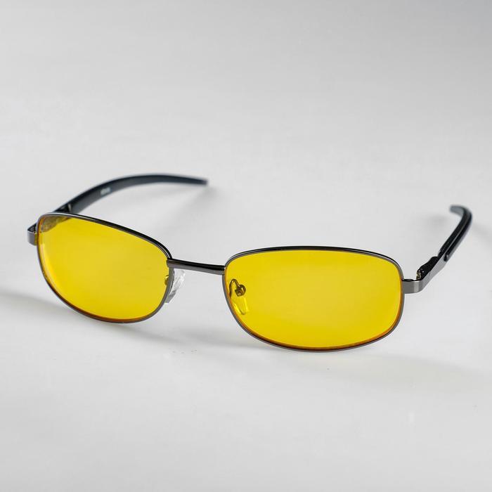 Водительские очки SPG «Непогода | Ночь» темно-серый premium /
