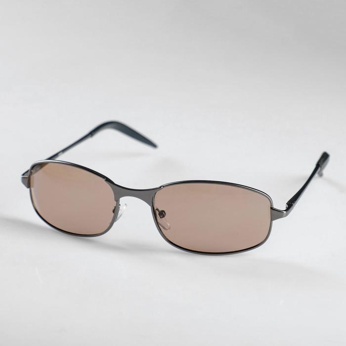 Водительские очки SPG «Солнце» comfort, темно-серый