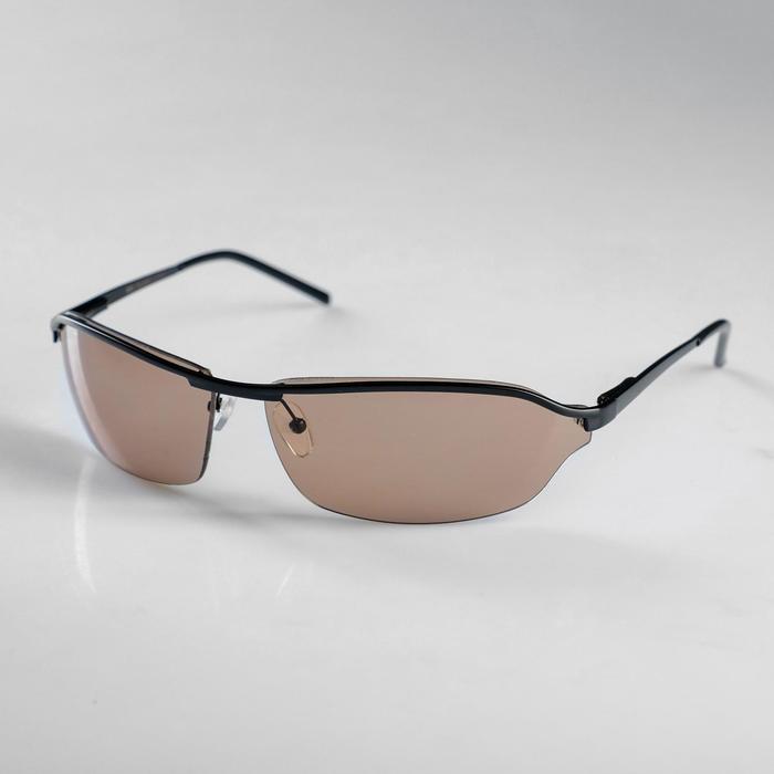 Водительские очки SPG «Солнце» luxury черный