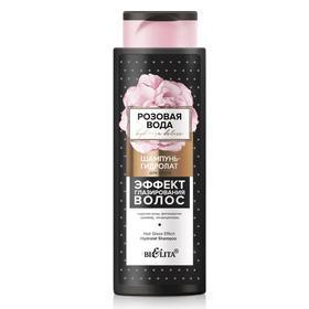 """Шампунь-гидролат для волос BIELITA Розовая вода.HydRoseDeluxe """"Эффект глазирования волос"""", 400 мл 68"""