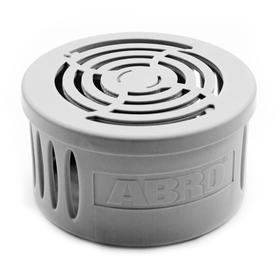 Держатель для освежителя воздуха серый ABRO, 46 г Ош