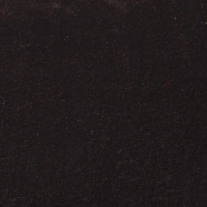 """Ворсовая ткань """"Плюш шоколадный №12, ширина 160 см"""