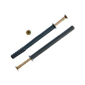 Дюбель-гвоздь 'РАЙС-ТОКС', потайная головка, RGD 8х100 мм, нейлон, 750 шт. Ош
