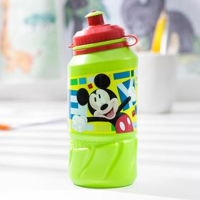 Бутылка «Микки Маус Акварель», 420 мл