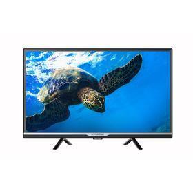 "Телевизор Hyundai H-LED24FT2000, 24"", 1366х768, DVB-T/T2/C/S/S2, HDMI 2, USB 1, черный"